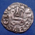 Photo numismatique  Monnaies Monnaies Royales Philippe III Denier Tournois PHILIPPE III Le Hardi 1270-1280, denier tournois à l'O rond, 0,91 grm, DY.204 TB à TTB