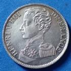Photo numismatique  Monnaies Monnaies Françaises Henri V 1 Franc HENRI V, 1 franc 1831, Gad.451 SUPERBE+