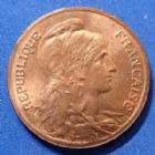 Photo numismatique  Monnaies Monnaies Françaises Troisième République 5 centimes Dupuis 5 Centimes Daniel Dupuis 1898, Gad.165 SPL