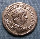 Photo numismatique  Monnaies Empire Romain CARACALLA Antoninien, antoninianus, antoniniane CARACALLA, Antoninien frappé à Rome en 216, Vénus Victrix, RIC.311 d  TTB+