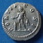 Photo numismatique  Monnaies Empire Romain GETA Denier, denar, denario, denarius GETA, Geta, denier Rome en 209, PONTIF COS II, 18mm, 2,89 grms, RIC 59b SUPERBE+/SUP