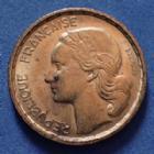 Photo numismatique  Monnaies Monnaies Françaises 4ème république 10 Francs Guiraud 10 francs Guiraud 1954, Gad 812 quelques tâches sinon TTB R!