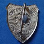 Photo numismatique  Monnaies Monnaies/medailles d'Alsace Mulhouse Epinglette MULHOUSE, MULHAUSEN I/E, Epinglette ht 31mm, Foire exposition de 1937 du 16 au 30 Mai, SUP