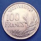 Photo numismatique  Monnaies Monnaies Françaises 4ème république 100 Francs 100 Francs Cochet 1955, Gad.897 SPL