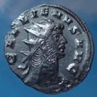 Photo numismatique  Monnaies Empire Romain Gallienus, Gallien Antoninien, Antoninian, Antoninianus GALLIENUS, GALLIEN, antoninianus Milan (Mailand) en 266, PIETAS AVG / P, 19-20mm, 3,60 grms, RIC 507 P.SUP/TTB