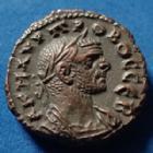Photo numismatique  Monnaies Colonies Romaines Alexandrie, Alexandria Tétradrachme PROBUS, Alexandria, tétradrachm 276-277, Elpis (Spes) LB = an 2, 19mm, 8,23 grms, Dattari 5533 P.SUP