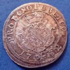 Photo numismatique  Monnaies Allemagne avant 1871 Allemagne, Deutschland, Baden-Durlach 5 Kreuzer, V kreuzer BADEN, DURLACH, 5 kreuzer 1732, Karl Wilhelm, Wieland 649, 2,18 grms, TTB à SUP R!