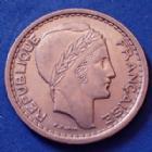 Photo numismatique  Monnaies Anciennes colonies Françaises Algerie, Algeria 20 francs Algérie Algérie, 20 francs Turin 1956, LEC.49 petites tâches sinon SUP à SPL