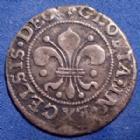 Photo numismatique  Monnaies Monnaies/medailles d'Alsace Strasbourg 2 Kreuzers STRASBOURG, STRASSBURG, municipalité, II kreuzer, 2 kreuzer vers 1623-1640, 1,01 grm, EL.355 var. TTB