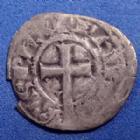 Photo numismatique  Monnaies Monnaies Royales Philippe IV Obole Bourgeoise PHILIPPE IV le Bel vers 1311, obole bourgeoise non daté, 0,39 grm, DY.233 TB+
