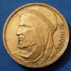 Photo numismatique  Monnaies Médailles Exposition coloniale Médaille Exposition coloniale de 1931, l'Afrique, 32mm, TTB+