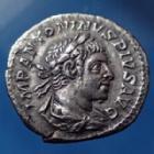 Photo numismatique  Monnaies Empire Romain ELAGABAL, ELAGABALUS, ELAGABALO Denier, denar, denario, denarius ELAGABALUS, ELAGABAL, denarius Rome en 220-221, LIBERTAS AUG / *, 19mm, 2,89 grms, RIC.107 TTB+