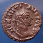 Photo numismatique  Monnaies Colonies Romaines Diocletianus, Diocletien 294.305 Tétradrachme DIOCLETIANUS, DIOCLETIEN, tétradrachm Alexandrie en 291 - 292, Zeus assis, 18mm, 7,07 grms, Dattari 5780 TTB+