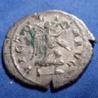 Photo numismatique  Monnaies Empire Romain Maximinus I Thrax, Maximin I le Thrace Denier, denar, denario, denarius MAXIMINUS I Thrax, MAXIMIN Ie le Thrace, denarius Rome en 235 - 236, VICTORIA AUG, 19/21mm, 2,60 grms, RIC.16 TTB