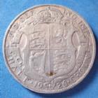 Photo numismatique  Monnaies Monnaies étrangères Grande Bretagne, Great Britain, Royaume-Uni Half Crown Great Britain, UK, Grande Bretagne, Georges V, half crown 1926, KM.818.2 TB/TB+