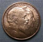 Photo numismatique  Monnaies Monnaies étrangères Allemagne Baden 2 mark, Zwei mark Allemagne BADEN (Bade) 1906, 2 Mark, KM.276 TTB à SUPERBE