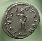 Photo numismatique  Monnaies Empire Romain GORDIEN III, GORDIAN III, GORDIANUS III, GORDIANO III Denier, denar, denario, denarius GORDIANNUS, GORDIEN III, Denier frappé à Rome en 241, Iovis stator, RIC.112 TTB+