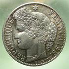 Photo numismatique  Monnaies Monnaies Françaises Troisième République 50 Centimes TROISIEME REPUBLIQUE, 50 centimes type Cérès, 1888 A, Gadoury 419a SUPERBE à FDC