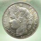 Photo numismatique  Monnaies Monnaies Françaises Troisième République 50 Centimes TROISIEME REPUBLIQUE, 50 centimes type Cérès, 1895 A, Gadoury 419a SUPERBE à FDC