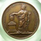 Photo numismatique  Monnaies Médailles 19ème siècle Médaille Aux électeurs constitutionnels, 1830, médaille en cuivre TTB