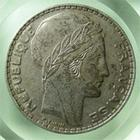 Photo numismatique  Monnaies Monnaies Fran�aises Troisi�me R�publique 20 Francs Troisi�me r�publique, 20 francs type Turin 1937, Gadoury 852 TTB