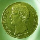 Photo numismatique  Monnaies Monnaies Françaises Consulat 40 Francs or BONAPARTE premier consul, AN 12 A, 40 francs or, Gadoury 1080 TTB+