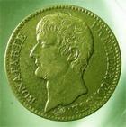 Photo numismatique  Monnaies Monnaies Françaises Consulat 40 Francs or BONAPARTE premier consul, AN XI A, 40 francs or, Gadoury 1080 TTB