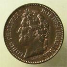Photo numismatique  Monnaies Monnaies Françaises Louis Philippe 1 centime Essai LOUIS PHILIPPE Ier, 1 centimes