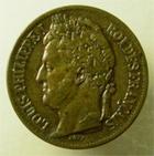 Photo numismatique  Monnaies Monnaies Fran�aises Louis Philippe 2 centimes Essai LOUIS PHILIPPE Ier, 2 centimes