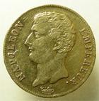 Photo numismatique  Monnaies Monnaies Françaises 1er Empire 20 Francs or NAPOLEON Ier, Bonaparte, 20 francs or tête nue, AN 12 A Paris, G.1021 rayure sur le O sinon TTB