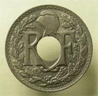 Photo numismatique  Monnaies Monnaies Françaises Troisième République 10 Centimes 10 centimes Lindauer 1918, G.286 SUPERBE