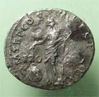 Photo numismatique  Monnaies Empire Romain TRAJAN, TRAJANUS, TRAIAN, TRAIANO Denier, denar, denario, denarius TRAIANUS, TRAJAN, denier frappé à Rome en 116, Provid…C.315 TB+