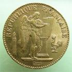 Photo numismatique  Monnaies Monnaies Françaises Troisième République 20 Francs or 20 francs or Genie 1888 A, G.1063 TTB+ R!