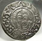 Photo numismatique  Monnaies Monnaies F�odales Bourbonnais Denier, denar, denario, denarius BOURBONNAIS, prieur� de Souvigny, denier anonyme, 1180.1213, 0.91 grammes, Bd.359 TTB+