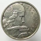 Photo numismatique  Monnaies Monnaies Françaises 4ème république 100 Francs 100 francs Cochet 1957 B, G.897 SUPERBE+