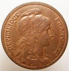 Photo numismatique  Monnaies Monnaies Françaises Troisième République 10 Centimes 10 Centimes Dupuis 1915, G.277 SUPERBE