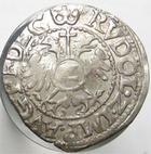 Photo numismatique  Monnaies Monnaies/medailles d'Alsace Colmar 3 Kreuzers COLMAR, Rodolphe II, 1576.1612, 3 kreuzer, EL.74 variante TTB