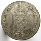 Photo numismatique  Monnaies Monnaies étrangères Autriche, Austria, osterreich 6 Kreuzer Autriche, OSTEREICH, AUSTRIA, 6 kreuzer 1849 A François joseph I, TTB