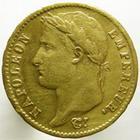 Photo numismatique  Monnaies Monnaies Française en or 1er Empire 20 Francs or NAPOLEON Ier, 20 francs or 1810 A, G.1025 TTB
