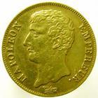 Photo numismatique  Monnaies Monnaies Française en or 1er Empire 20 Francs or NAPOLEON Ier, 20 francs or AN 12 A (avers Empereur, revers république) G.1021 TB+/TTB