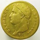 Photo numismatique  Monnaies Monnaies Française en or 1er Empire 20 Francs or NAPOLEON Ier, 20 francs or 1813 A, G.1025 TTB
