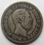Photo numismatique  Monnaies Allemagne avant 1871 Allemagne, Deutschland, Lippe Detmold 1 Groschen LIPPE DETMOLD, 1 groschen 1860 A, KM.265 TTB