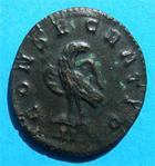 Photo numismatique  Monnaies Empire Romain 3ème Siècle CARUS Antoninien CARUS Antoninien posthume Lyon 282.283 TTB+ rare!