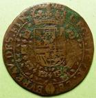 Photo numismatique  Monnaies Jetons Bourgogne Jeton cuivre/laiton BOURGOGNE, Jeton 30mm, CHARLES II d'Espagne, 1675, TB à TTB