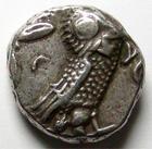 Photo numismatique  Monnaies Monnaies grecques Athène, Attika Tétradrachme ATHENE, Attika, tétradrachme, 449.404 avant Jc, tête casquée d'Athéna, chouette, SNG.COP 31-40 TTB
