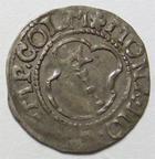 Photo numismatique  Monnaies Monnaies/medailles d'Alsace Colmar 2 Kreuzers COLMAR, 2 kreuzers, Variété RUDOL.II.ROMA, 1576.1612, EL.80 variante TTB