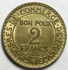Photo numismatique  Monnaies Monnaies Françaises Troisième République 2 Francs 2 Francs Domard 1922, G.533  SUPERBE+