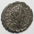Photo numismatique  Monnaies Empire Romain SEPTIME SEVERE, SEPTIMUS SEVERUS, SEPTIMO SEVERO Denier, denar, denario, denarius SEPTIMUS SEVERUS, SEPTIME SEVERE, denier Rome en 206, PMTRP XIIII COS III PP, 3.57 grammes, RIC.200 Presque SUPERBE
