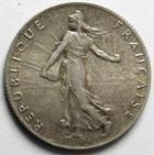 Photo numismatique  Monnaies Monnaies Françaises Troisième République 50 Centimes 50 centimes semeuse de Roty 1898, Patine! G.420 SUPERBE