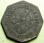 Photo numismatique  Monnaies Allemagne après 1871 Allemagne, Deutschland, Weissenstadt 5 pfennig, notgeld Allemagne, WEISSENSTADT, 5 pfennig non daté, F.592.1 TTB + (vernis, lackiert)